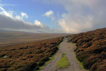 Photo from the walk - The Derwent Edge from Cutthroat Bridge
