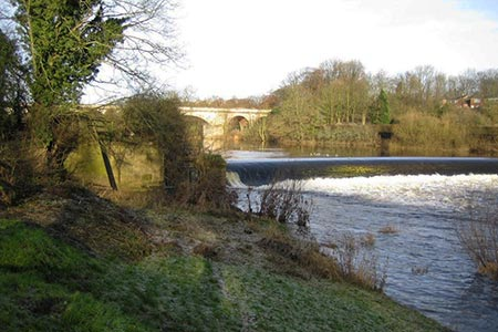 Photo from the walk - Tadcaster and Newton Kyme