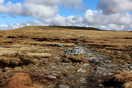Photo from the walk - Great Shunner Fell from Hardraw