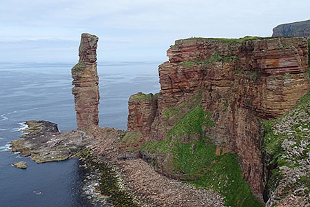 Photo from the walk - Old Man of Hoy from Rackwick