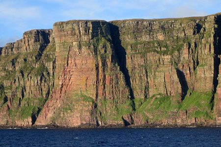 Photo from the walk - Rackwick, Old Man of Hoy & Cuilags