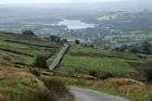 Photo from the walk - The Roaches & Hen Cloud from Tittesworth Reservoir