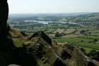 The Roaches & Hen Cloud from Tittesworth Reservoir