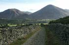 Photo from the walk - Mellbreak from Loweswater