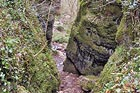 Photo from the walk - Priddy, Ebbor Gorge & Wookey Hole from Wells