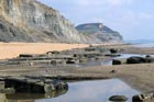 Photo from the walk - Seatown from Charmouth via Golden Cap
