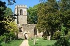Photo from the walk - Ayot St Lawrence to Ayot St Peter circular