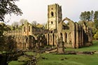 Photo from the walk - Fountains Abbey & Markenfield Hall