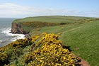 Photo from the walk - St Bees to Whitehaven coast path